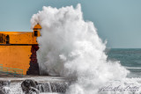 2018 - (Storm Emma) Fortaleza de Santiago - Funchal, Madeira - Portugal