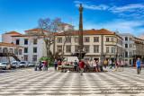 2018 - Largo do Colégio/Praça do Município - Funchal, Madeira - Portugal