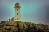 2018 - Peggy's Cove, Nova Scotia - Canada