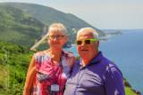 2018 - Linda & Dennis Guzzo, Talbot Trail - Cape Breton, Nova Scotia - Canada