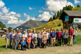 2018 - Discovery Tour Group - Col-de-Bretaye, Villars-sur-Ollon - Switzerland