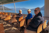 2018 - Ken with Jennifer & Edward Early on Lake Maggiore - Stresa, Verbano Cusio Ossola - Italy