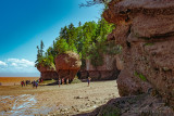 2018 - Hopewell Rocks - Bay of Fundy, New Brunswick - Canada