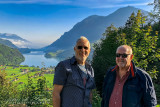 2018 - Ken & John in Lungern, Obwalden - Switzerland (iPhoneX)