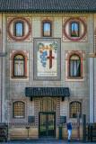 2018 - Castello Sforzesco, Milan, Lombardy - Italy