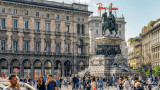 2018 - Piazza del Duomo - Milan, Lombardy - Italy