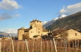 Valle d'Aosta, Sarriod de La Tour castle