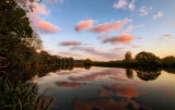 A River Tees Sunset