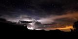 September 2017-Lightning Storm over Ghost Ranch by Joe Carle