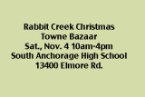 Rabbit Creek Christmas Town