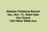 Aalskan Christmas Bazaar