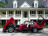 1970 Jaguar E-Type Series II Fixed Head Coupe