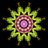 Mandala-like creations