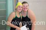 Holy Cross Senior Night vs Sacred Heart Swim Meet 10/13/2017