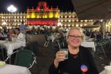 Ann in Salamanca