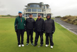 Castle Stuart in the Rain