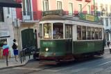 Iconic Green Tram