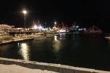 Reykjavík Harbor Night