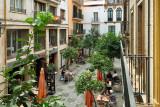 Sevilla Courtyard