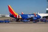 Southwest's latest colors