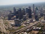 Landing at Dallas Love Field