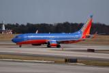 Southwest Boeing 737-8H4