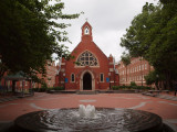 Dahlgren Chapel, Georgetown University, Washington, DC