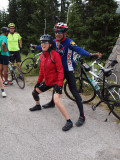 Canadian Rockies bike ride - The 3rd Day, after the Icefield