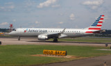 American Airlines  EMBRAER ERJ 190-100 IGW at National Airport