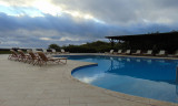 Pool at the Finch Bay Hotel