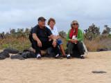 Resting, Galapagos Islands