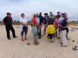 On a tour on Galapagos Islands