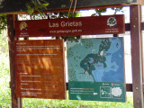 A signboard in the Galapagos Islands