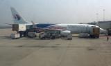 At Bangalore airport