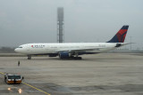 Delta Airlines Airbus A330-223 at CDG