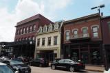 Buildings on Main Street, St. Charles, MO