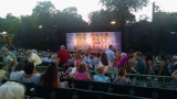 Ready for Meet me in St. Louis at the Muny in Forest Park
