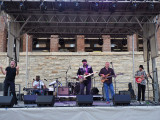 Blues at the arch, St. Louis