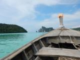Leaving Phi Phi Island