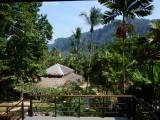 View from my villa at Marina Express