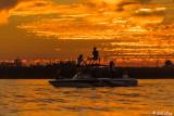 Sunset Boating  18