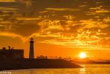 Discovery Bay Lighthouse Sunset  7