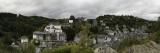 Monschau Germany Panorama
