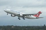 Turkish Airlines Airbus A330-200 TC-LNA