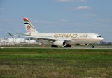 Etihad Airbus A330-200 A6-EYN