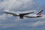 AIRFRANCE Airbus A330-200 F-GZCO New colours