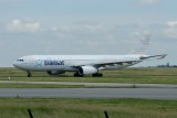 Air Transat Airbus A330-300 C-GKTS 'Bienvenue livery'
