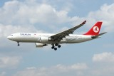 Turkish Airlines Airbus A330-200 TC-JND