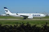 IranAir Airbus A330-200 EP-IJA
