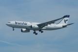IranAir Airbus A330-200 EP-IJB